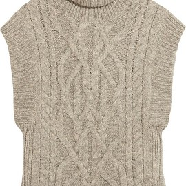 Isabel Marant - Grant cable-knit alpaca-blend sweater