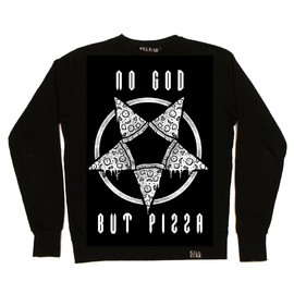 killstar - Pizzagram Sweatshirt [B]