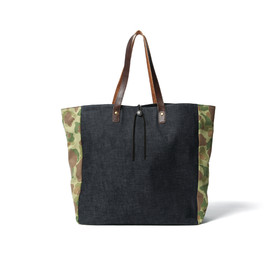 SOPHNET. - COLOR BLOCK TOTE BAG