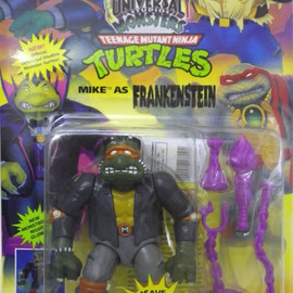 TMNT RAPPIN' MIKE