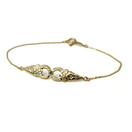 millieto - antique tea spoon bracelet