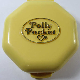 Bluebird - 1990 Polly Pocket Polly's Hair Salon