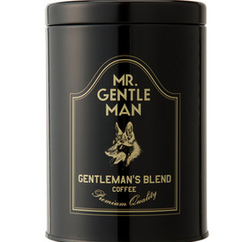 MR.GENTLEMAN - GENTLEMAN'S BLEND COFFEE