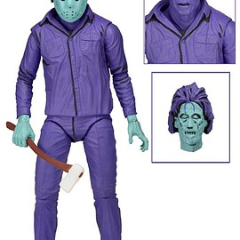 """NECA - Friday The 13th: Jason 7"""" (Classic Video Game Appearance)"""