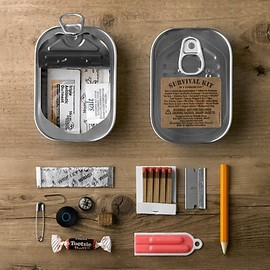 Avid Angler - Survival Kit in a Sardine Can™