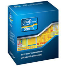 intel - Core i5 2500K Box (LGA1155) BX80623I52500K