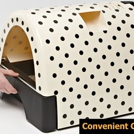 Kitty a Go Go - Cat Litter Box