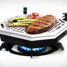 Element - Indoor Smokeless BBQ