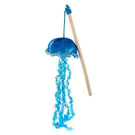 National Geographic™ - Jellyfish Teaser Cat Toy