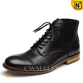CWMALLS - CWMALLS® Vintage Leather Boots for Men CW726509