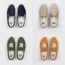 Vans Vault - ENGINEERED GARMENTS × VANS VAULT 2013 FALL SNEAKER COLLECTION