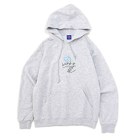 humble - Embroidered Logo Hoody
