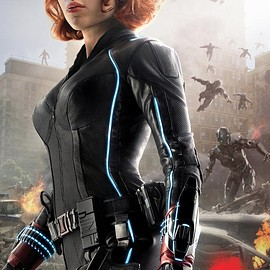 MARVEL - Avengers Age Of Ultron Black Widow Character Poster