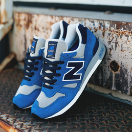New Balance - New Balance M1300 Blue/Grey