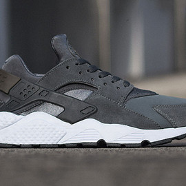 "Nike - Air Huarache ""Dark Grey"""