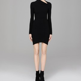 Helmut Lang - FLARE DRESS