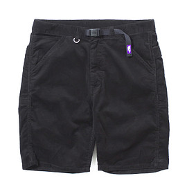 THE NORTH FACE PURPLE LABEL - Stretch Corduroy Webbing Belt Shorts