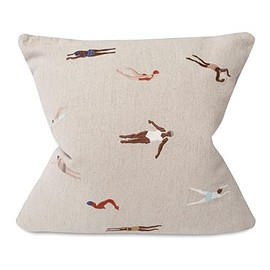 Fine Little Day - Swimmers cushion cover 48x48 cm