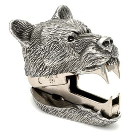 BEAR GROWL STAPLER(ホチキス)