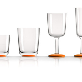Palm - Marc Newson designed unbreakable drinkware.