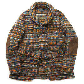 Engineered Garments - SHAWL COLLAR KNIT JACKET