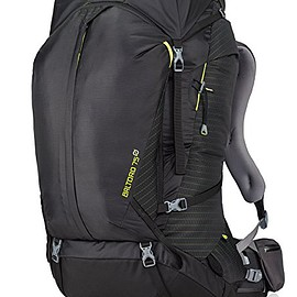 Gregory Mountain Products - Baltoro 75 Goal Zero Backpack, Volt Black, Small