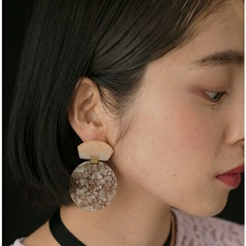 mother - FULL MOON PIERCE(ピアス(両耳用))