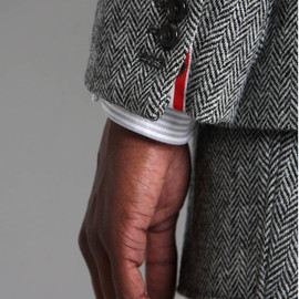 Thom Browne - Sleeve Jacket Detail