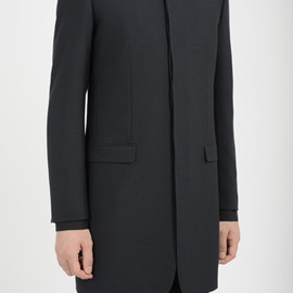 LAD MUSICIAN - STAND COLLAR LONG JACKET