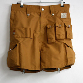 banal chic bizarre - banal chic bizarre Men's No,18 collection half pants