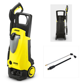 Karcher - K 4.00 EcoSilent High-Pressure Cleaner Washer & 2638-817 Under Body Spraylance