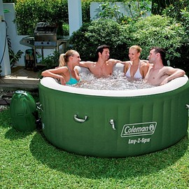 Coleman - Coleman Lay-Z Spa Inflatable Hot Tub