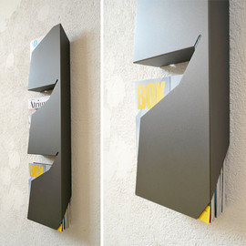 Design Milk - Wall Press by Studio Manzano