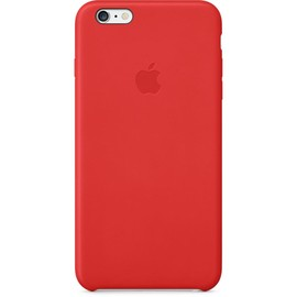 Apple - iPhone 6 Plusレザーケース - (PRODUCT)RED
