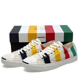 CONVERSE - Hudson's Bay Company x Converse First String Jack Purcell Ox
