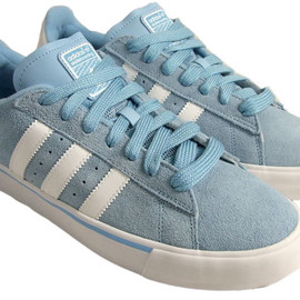 adidas SKATEBOARDING  - CAMPUS VULC G06537 ARGENTINA BLUE/RUN WHITE
