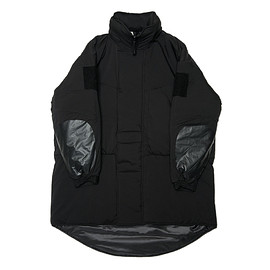 N.HOOLYWOOD Exchange Service X Wild Things - 952-CO01 pieces Monster Parka