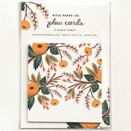 Rifle Paper co. - Marigold Blooms Place Cards