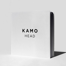 加茂克也 - KAMO HEAD by Katsuya Kamo