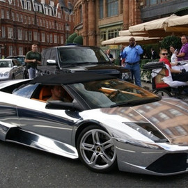 Lamborghini - Chrome Custom