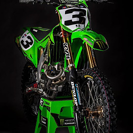 Kawasaki - KX 450F E.Tomac Team Monster Energy Kawasaki - Supercross 2020