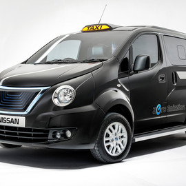 NISSAN - London taxi - NV200
