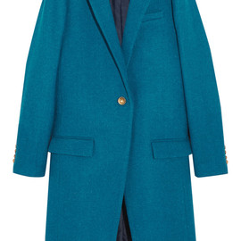 J.CREW - Collection Harris Tweed wool coat