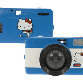 Lomography - Fisheye One Hello Kitty Edition