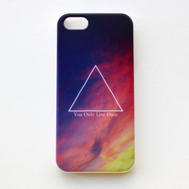 re:values - iPhone 5/5s Case <Sun down>
