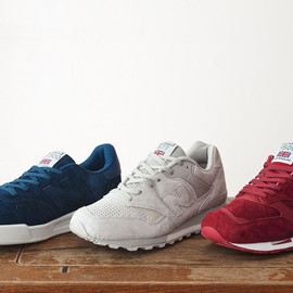 New Balance - New Balance Spring/Summer 2015 Made in UK Pack