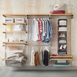 none - Monorail Closet System
