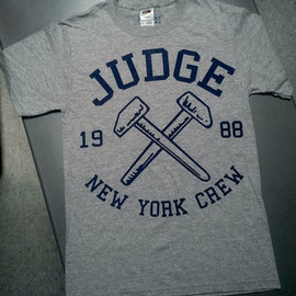 JUDGE - 2013 BNB Bowl Reunion Shirt