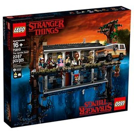 LEGO - Stranger Things: The Upside Down (75810)
