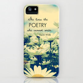 Society6 - Poetic Life iPhone & iPod Case